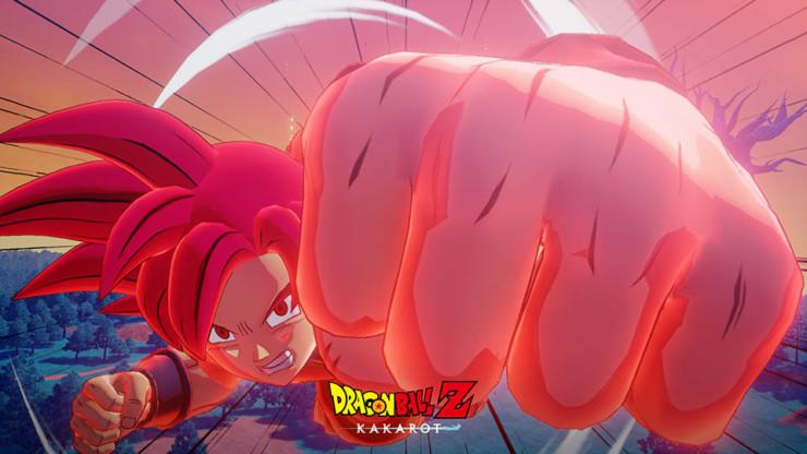 Dragon Ball z: kakarot contenido