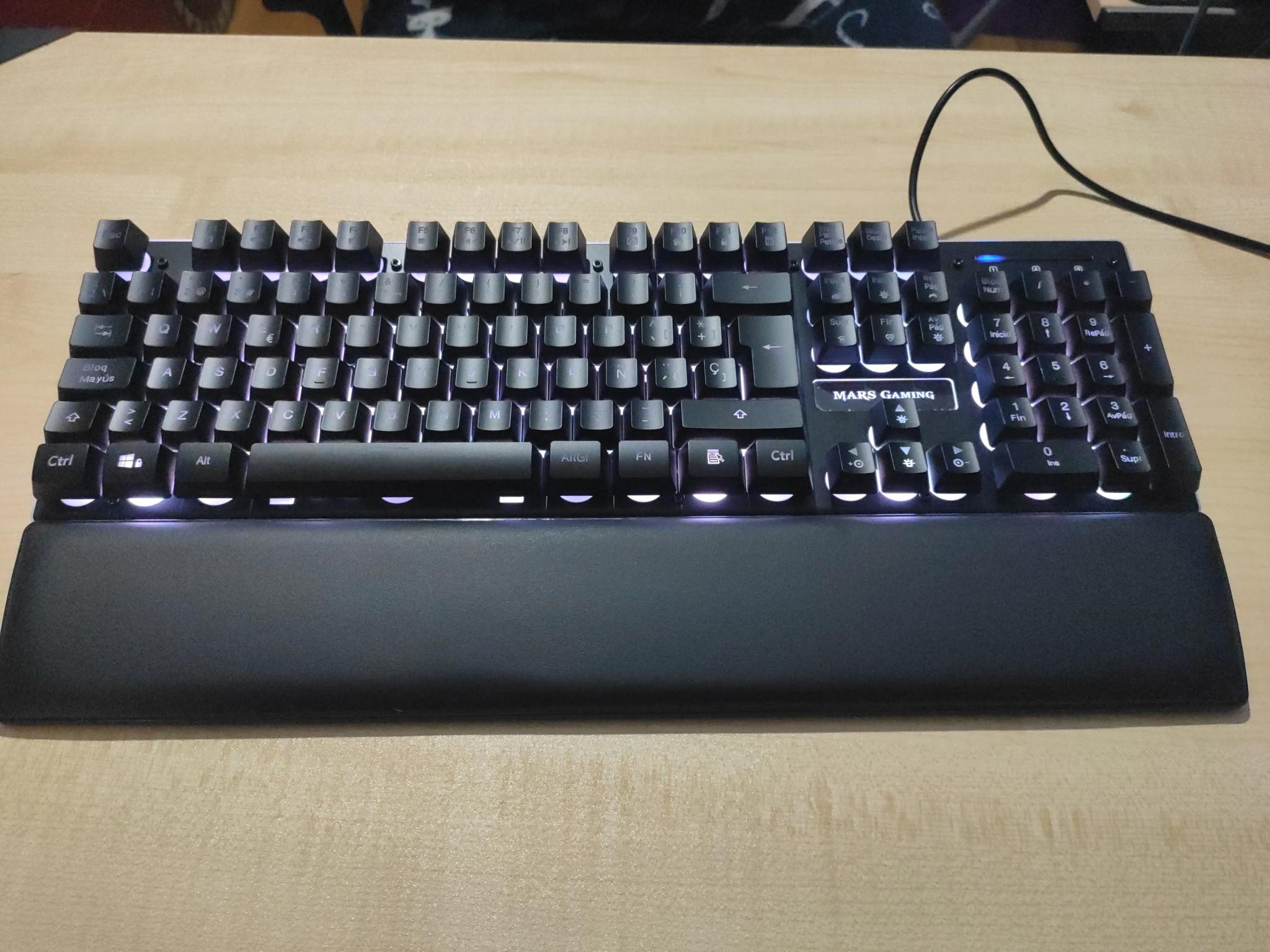 Mars Gaming MK320