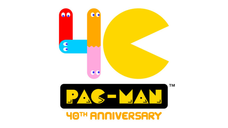 pac-man 40th