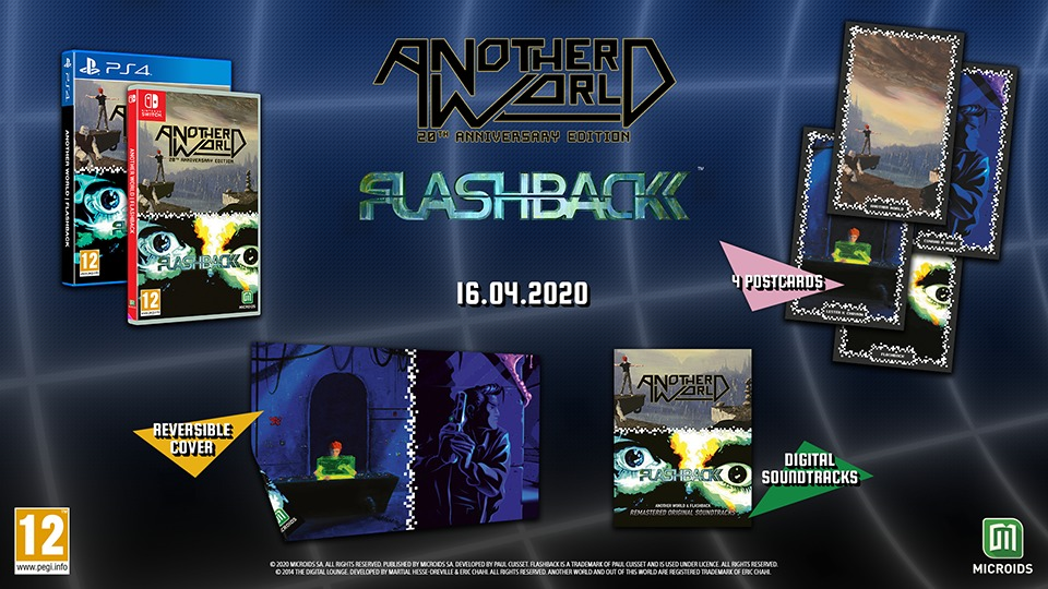bundle pack flasback another world