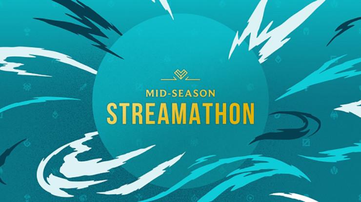 Mid-Season Streamathon