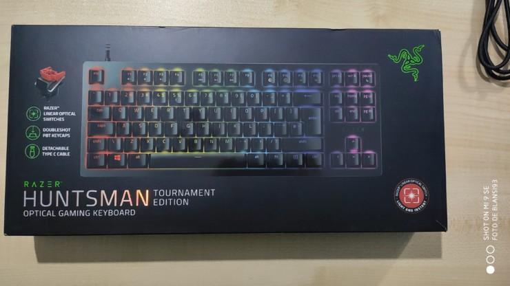 Razer Huntsman Tournament Edition