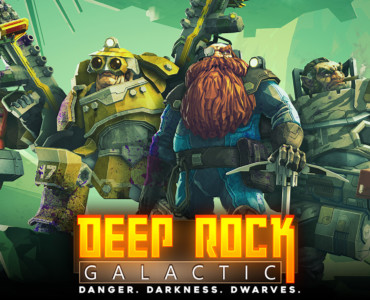 Deep Rock Galactic