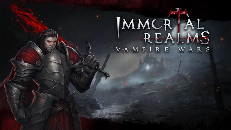 Immortal Realms: Vampire Wars