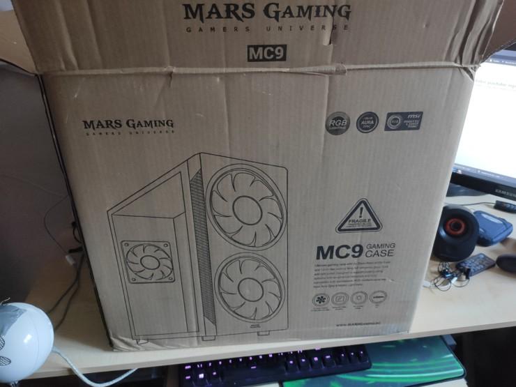 Mars Gaming MC9