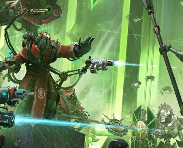 warhammer 40.000: Mechanicus analisis