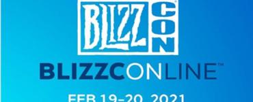 Blizzcon blizzconline 2021