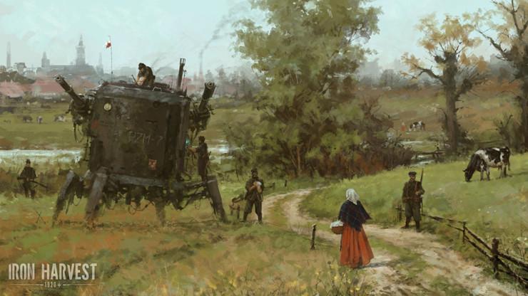 Iron Harvest 1920+ Polania