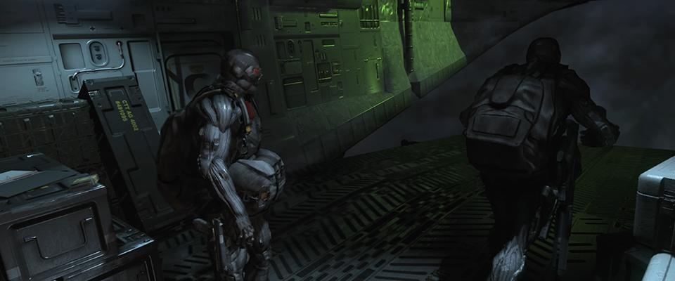 Crysis Remastered Salto