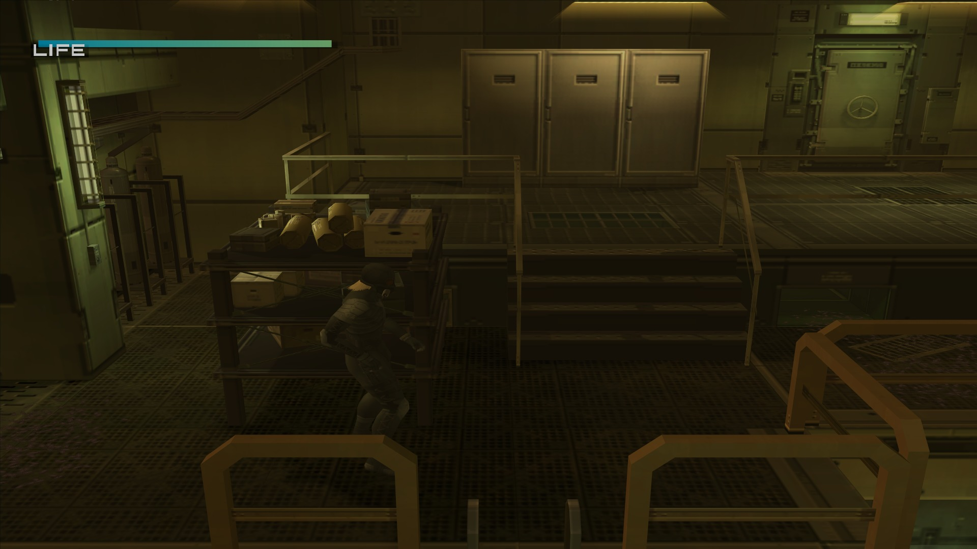 Metal Gear Solid GOG