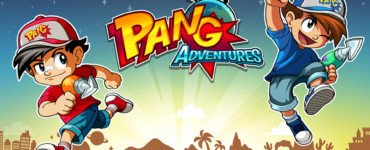 "Pang Adventures ""Buster Edition"""