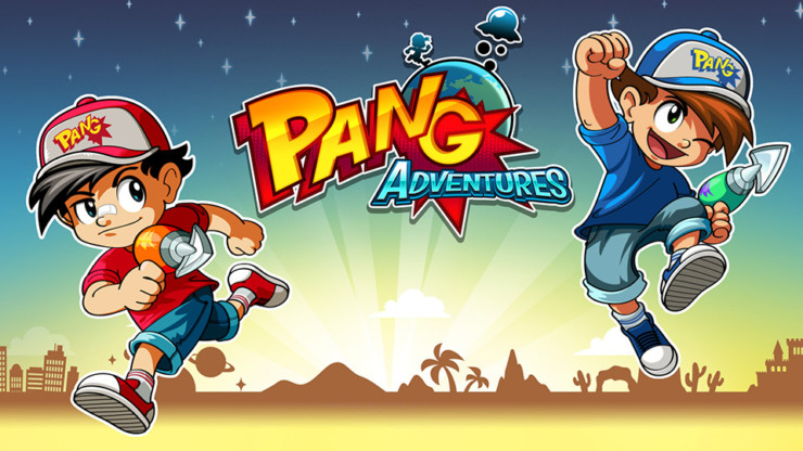 """Pang Adventures """"Buster Edition"""""""