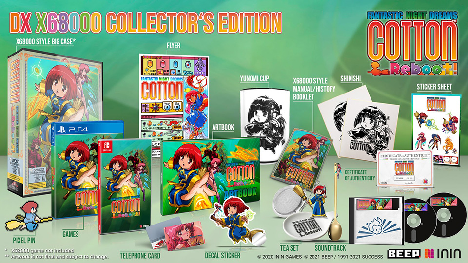 Deluxe 68000 Collector's Edition