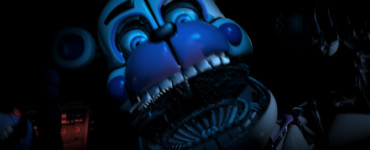 escalofriante Five Nights at Freddy's