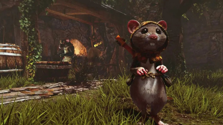Ghost of a Tale swith