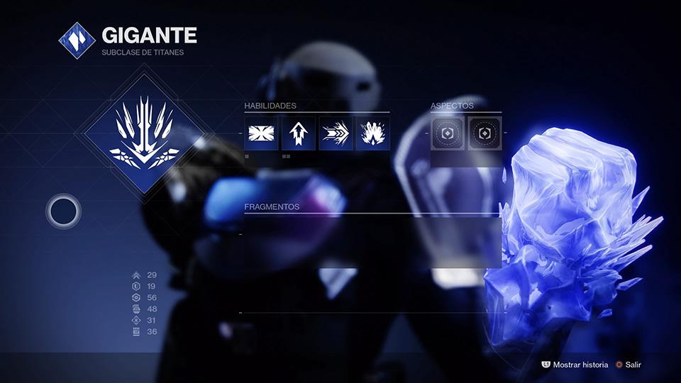 Subclase titán