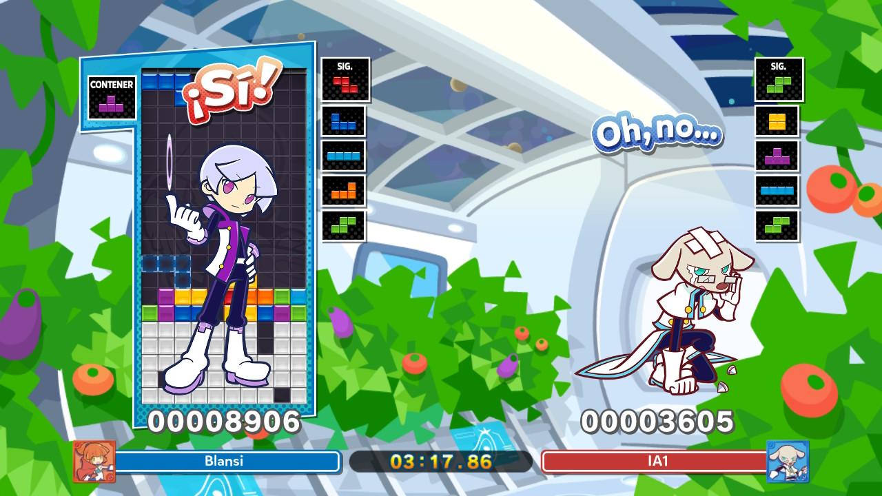 Puyo Puyo Tetris 2 analisis