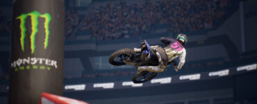 Monster Engergy Supercross