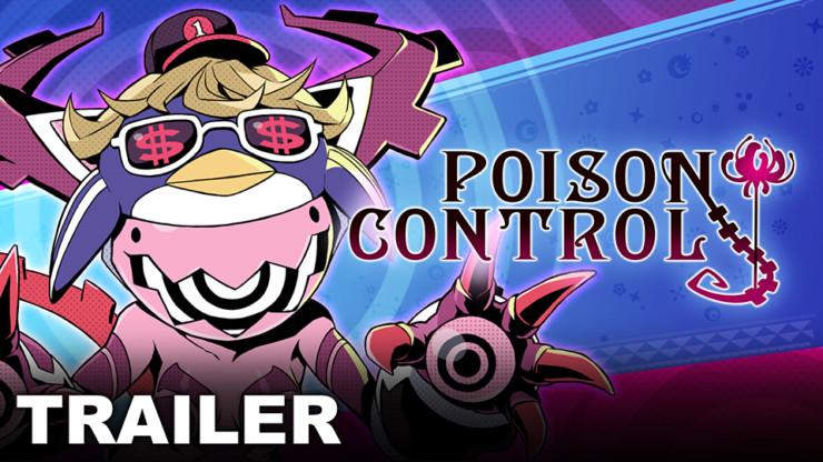 poison control jugabilidad