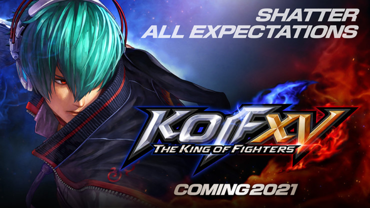 The King of Fighters XV tráiler oficial