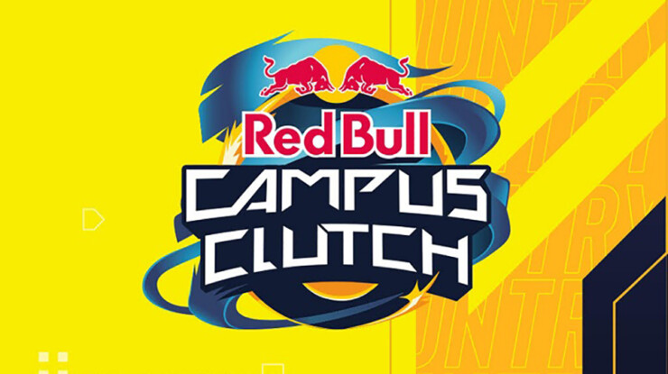 Red Bull Campus Clutch