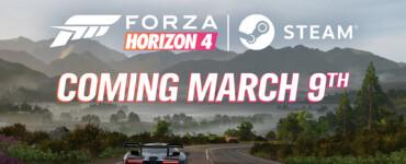 Forza Horizon 4 en Steam
