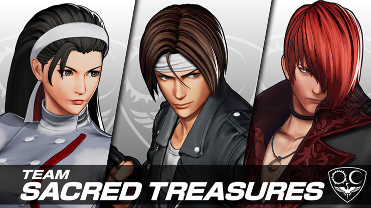 Team Sacred Treasures