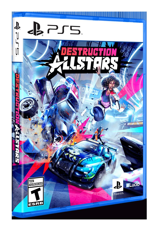 Destruction AllStars físico