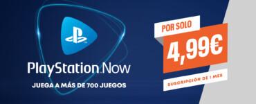 Disfruta de PlayStation Now