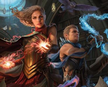 Strixhaven: Academia de Magos
