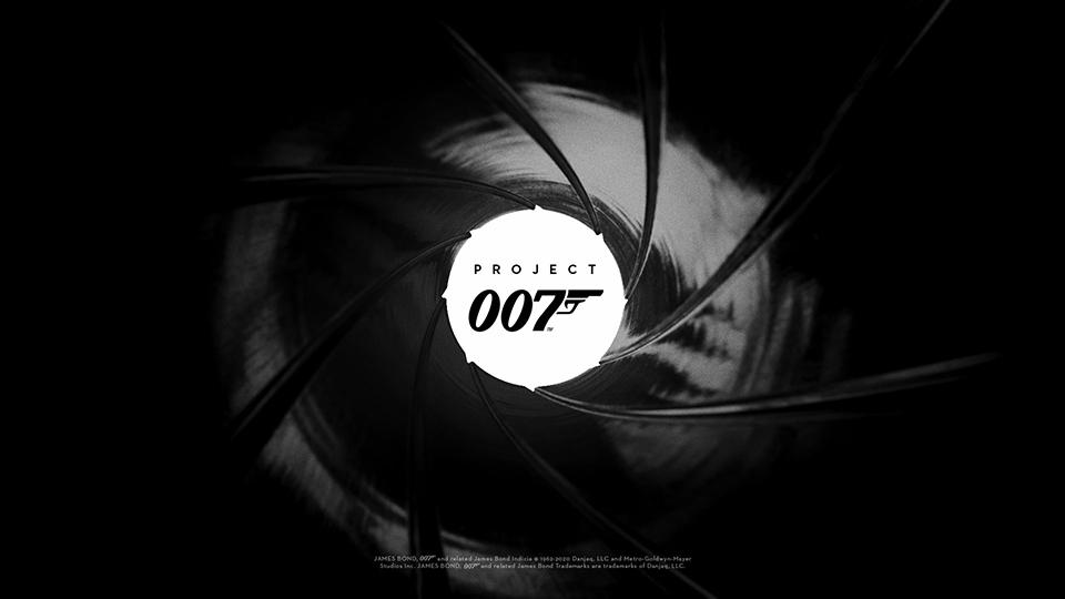 007 project io