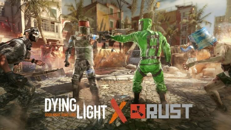 Dying Light Rust