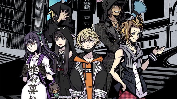 NEO: The World Ends