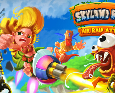Skyland Rush: Air Raid Attack