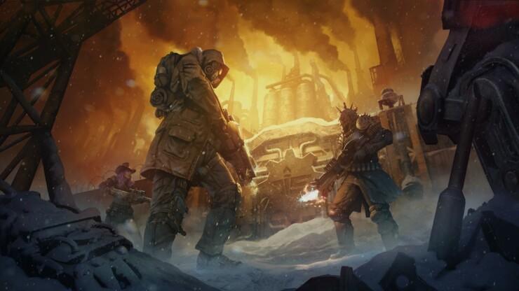 The Battle of Steeltown