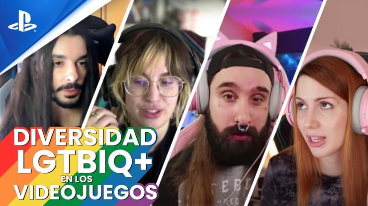 LGTBIQ+ en los videojuegos