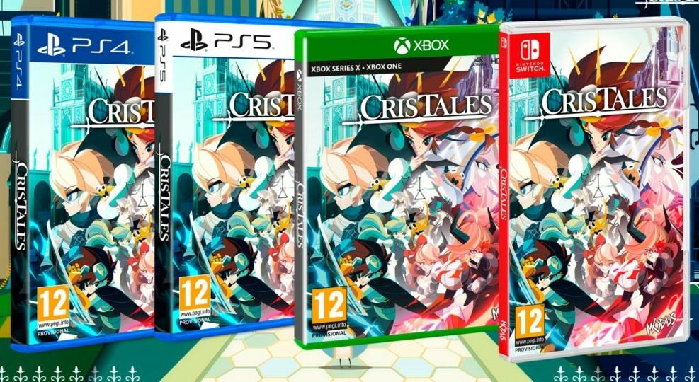 El esperado JRPG Cris Tales, ya se encuentra disponible en formato físico -  PowerUps