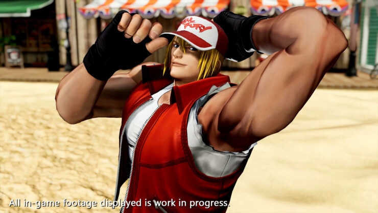 The king of fighters xv SNK