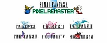 Pixel remaster