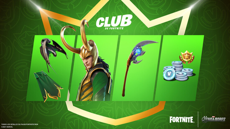 Club de Fornite