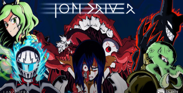 Ion Driver