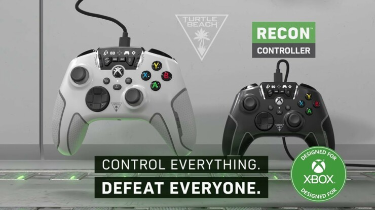 Recon Controller