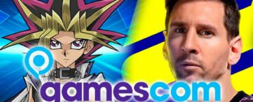 Konami gamescom