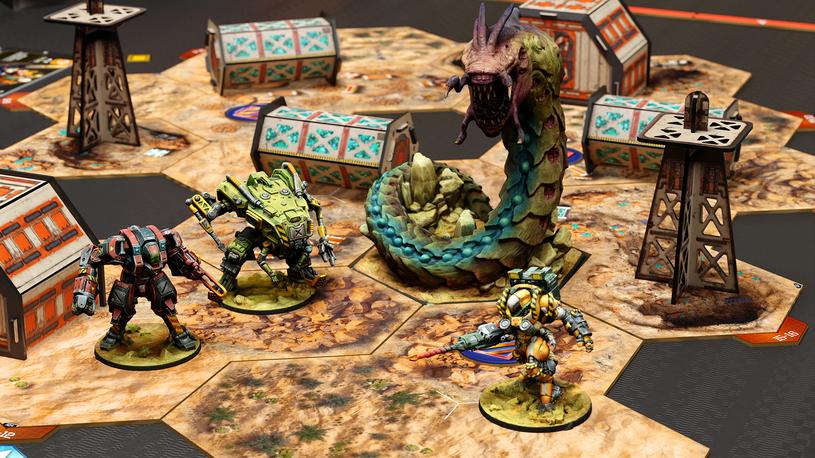 Deathmatch: TAG Raid