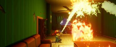 Fire Girl: Hack 'n Splash Rescue