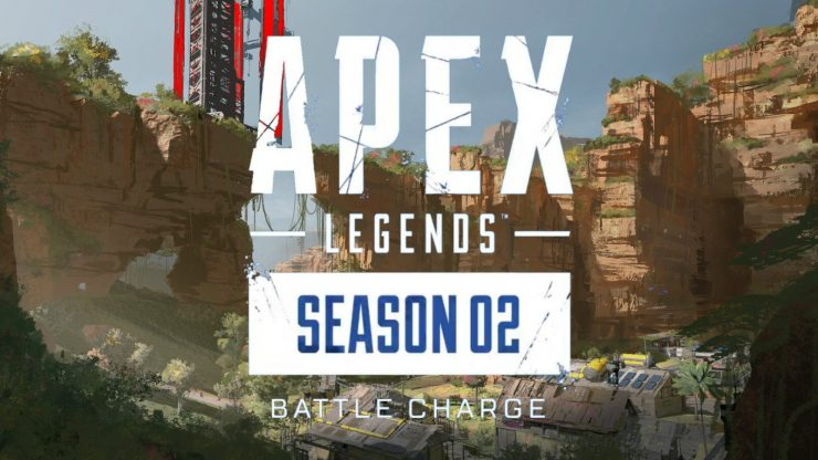 Apex legends notas del parche segunda temporada