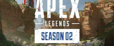 Apex legends notas del parche segunda temporada