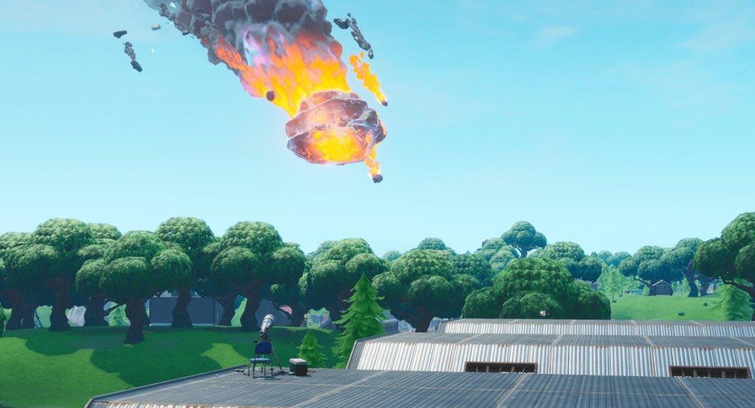 temporada x meteorito