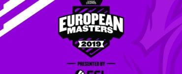 EU Masters Giants Gaming