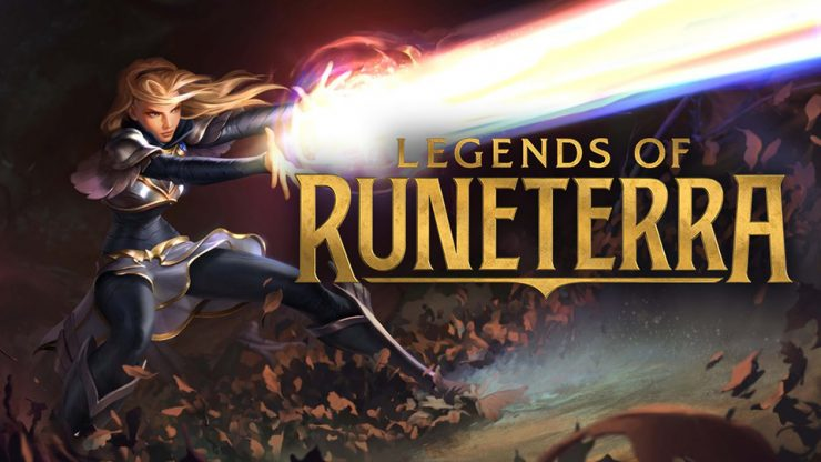 legends of runeterra beta abierta